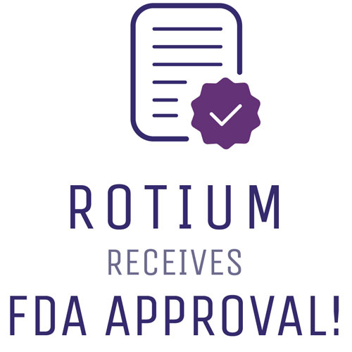 Rotium Bioresorbable Wick - FDA Approval - Rotator Cuff Repair